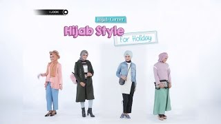 iLook - Hijab Corner : Hijab Style For Holiday