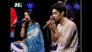 Gitimoy l Manwar hossain tutul faces Bappa with song l Episode 41
