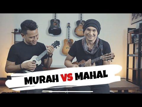 JANGAN PAKE UKULELE PLASTIK! | Feat. Irvan Borneo