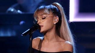 Ariana Grande TEASES New Album On Instagram