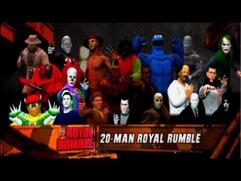 WWE 12   Halloween Royal Rumble 2012