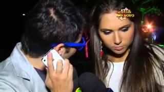 Vesgo e Carol Portaluppi entrevistam famosos no Rio de Janeiro - Panico Especial Fim de Ano