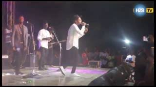 Ben Pol Moyo Mashine Live with Band