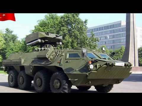 Top 10 Armored Personnel Carriers 2015