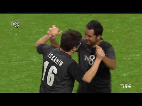 Ronaldinho 3 Adamı'n Gollerini Yorumladı | 3 Adam