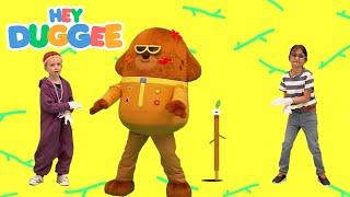 Stick Song Dance - Hey Duggee - Dance with Duggee
