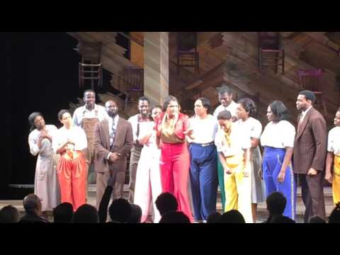 A Tribute to Prince from the cast of The Color Purple THE COLOR PURPLE on Broadway
