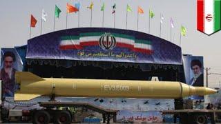 Iran unveils new ballistic missiles during Islamic Revolution anniversary - TomoNews