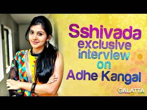 Xxx Mp4 Sshivada Exclusive Interview On Adhe Kangal 3gp Sex