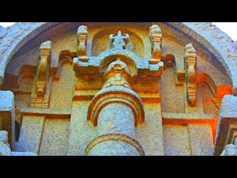 A 1200 Year Old Rocket - Ancient Aliens In India?