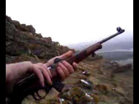 TOZ 99 04L in 22LR shooting