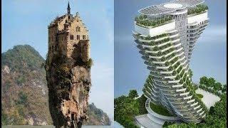 """أروع  التحف المعمارية فى العالم """" ما بين القديم و الحديث """" .. !!"""