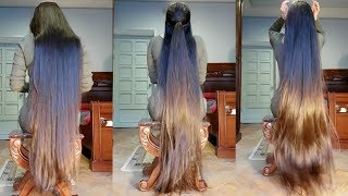 Ultimate Gohar 50 Minutes of This Long Hair Model Doing Everything
