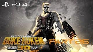 Duke Nukem 3D: 20th Anniversary World Tour Walkthrough Gameplay Part 26 - Babe Land