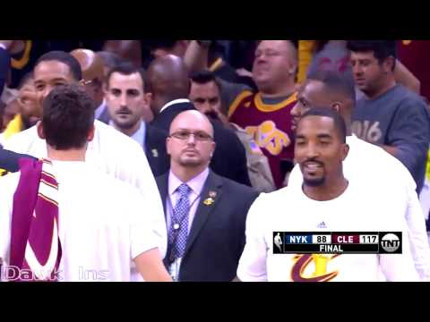 Derrick Rose Full Highlights 2016 10 25 At Cavaliers   17 Pts in Knicks Official Debut
