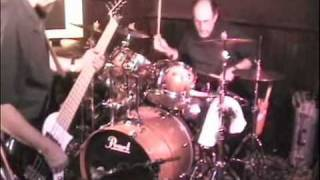 Drum Solo  Rick Huff With Drivin Blind Band VA Evil Ways