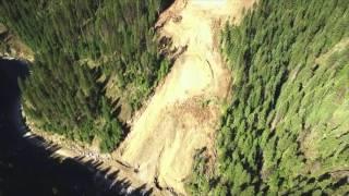 Elk City Landslide 2016