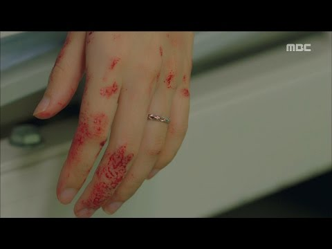 [W] ep.13 Han Hyo-joo's blood wedding ring 20160901