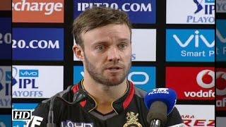 IPL9 RCB vs GL: We Can Win The Title-AB de Villiers