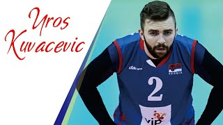 The Most Greatest Actions by Uros Kovacevic | EUROVOLLEY 2017