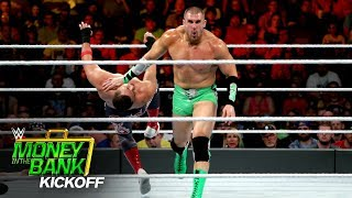 Hype Bros vs. The Colons: WWE Money in the Bank 2017 Kickoff Match