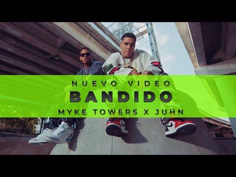 Myke Towers x JuhnTV BANDIDO Video Oficial