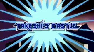 Takeshi's Castle - Challenge's Theme