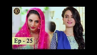 Zindaan Episode - 25 - 18th July 2017-  Top Pakistani Drama