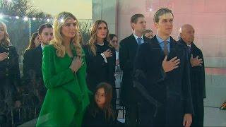 Trump Inauguration | Washington Welcomes a Powerful First Family