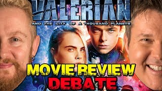 VALERIAN And The City Of A Thousand Planets Movie Review - Film Fury