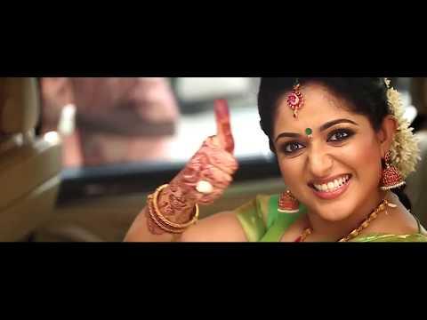 Kavya Madhavans Brother Wedding Mithun Ria