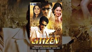 Citizen | Hindi Film | Full Movie | Ajith | Nagma