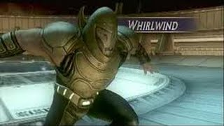 Marvel Ultimate Alliance 2 - Storm Vs Whirlwind !