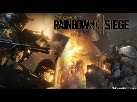 【GMV】Rainbow Six Siege - Warrior (ERA 9)