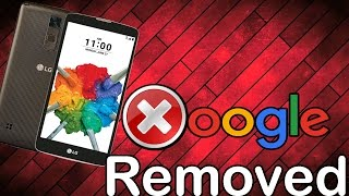 LG Stylo 2 - Google Account Removed & Bypassed