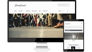 How to Make an eCommerce Website - Storefront WordPress Theme