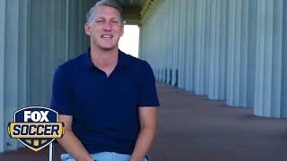Bastian Schweinsteiger embracing MLS and Chicago | FOX SOCCER