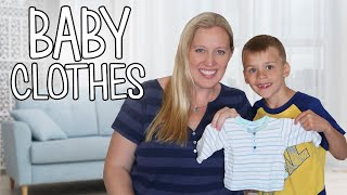 Week 33 Bumpdate - Michael Hears Baby's Heartbeat & Picking Baby's Clothes