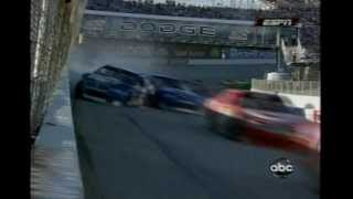 2007 Dodge Dealers 400 [16/18] (11th & 12th Caution/The Big One)