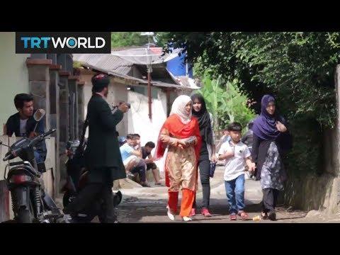 Xxx Mp4 Indonesia S Puncak Drawing Afghanistan S Hazara Minority As Refuge 3gp Sex