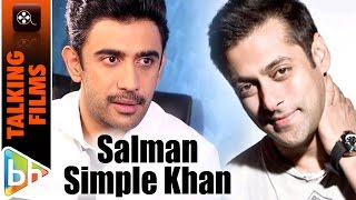 Salman Khan Playing Sultan, Is Keeping It So SIMPLE Says Amit Sadh