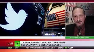 Project Veritas talks Twitter's prying eyes & MSM agenda