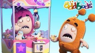 Oddbods NEW - THE TOY MACHINE | The Oddbods Show | Funny Cartoons For Children