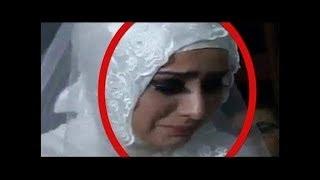 فى ليلة زفافها طلبت من زوجها ان يحضر لها ماء ثم (لن تتوقع ماذا حدث لها)..شاهد بنفسك :(