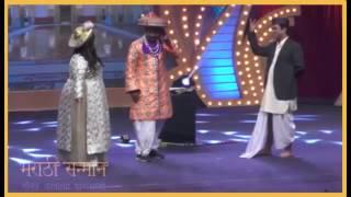 Bajirao mastani performed by '