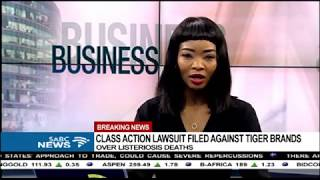Class action lawsuit filed against Tiger Brands