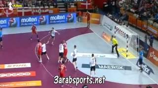 ملخص مباراة ألمانيا و مصر 23-16   كأس العالم لكرة اليد