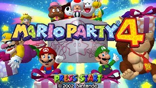 Mario Party 4 - Toad's Midway Madness [Part 1]
