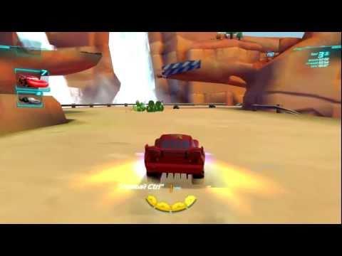 Cars 2 Gameplay Lightning McQueen Тачки 2 Геймплей Мол� ия Маккуи� PC