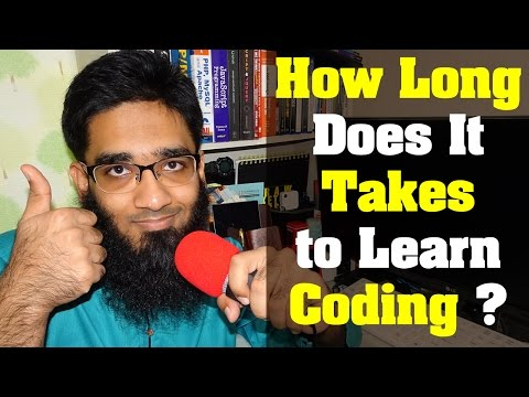 🌲How Long Does It Takes to Learn Coding So You Can Start Working Some Basic Job
